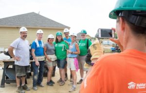 Habitat for Humanity International's Jimmy & Rosalynn Carter Work Project in Memphis, TN on Friday, August 26, 2016. Photo by Gregg Pachkowski/Habitat for Humanity International